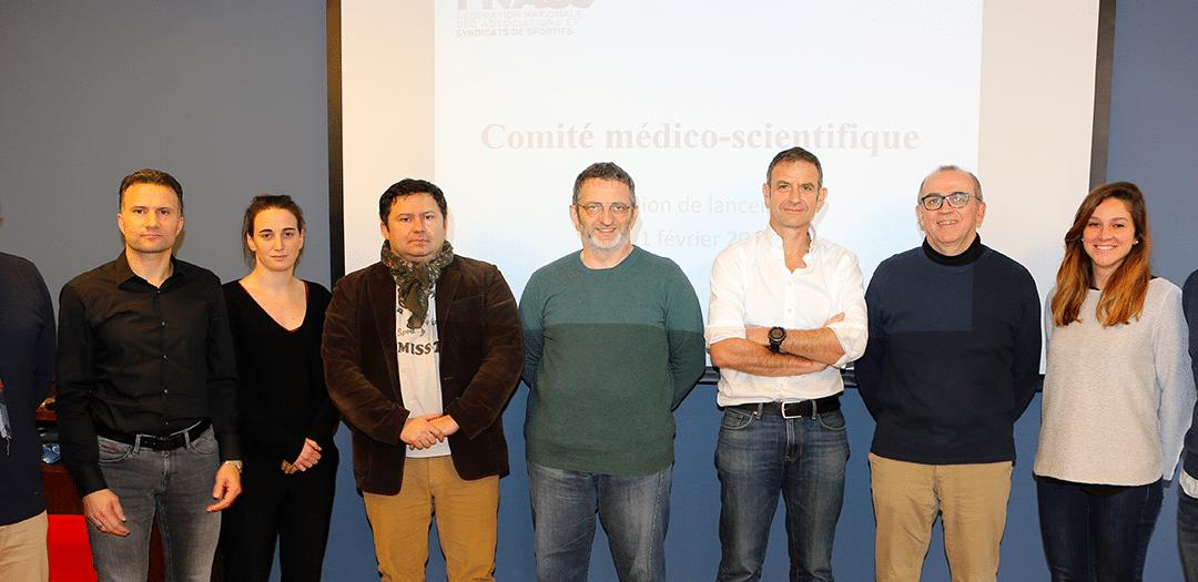 1ere réunion du comité médico-scientifique