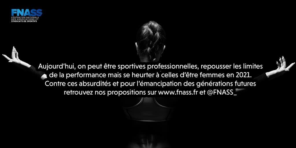 Professionnalisation du sport féminin : propositions